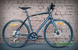 "Велосипед 28"" Merida Speeder 100 Matt Black  M-L (54см)"