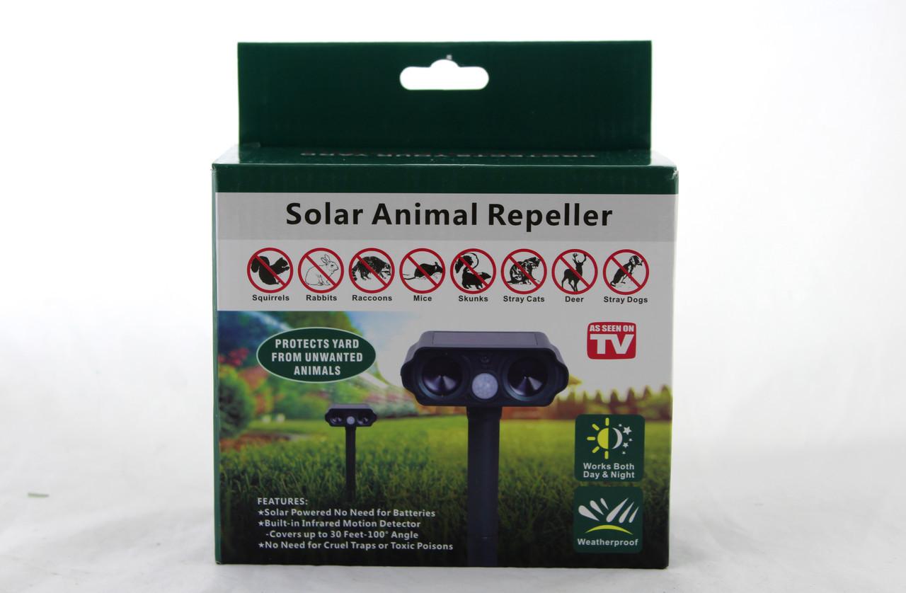 Отпугиватель PX 1009 pest repeller + SOLAR (48)