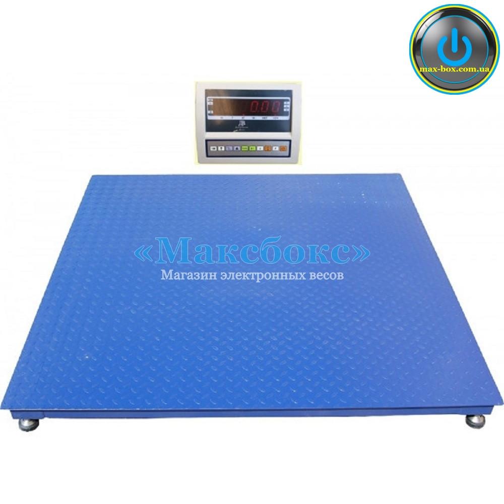 Весы платформенные до 1000 кг — Центровес ВПЕ 1010-1