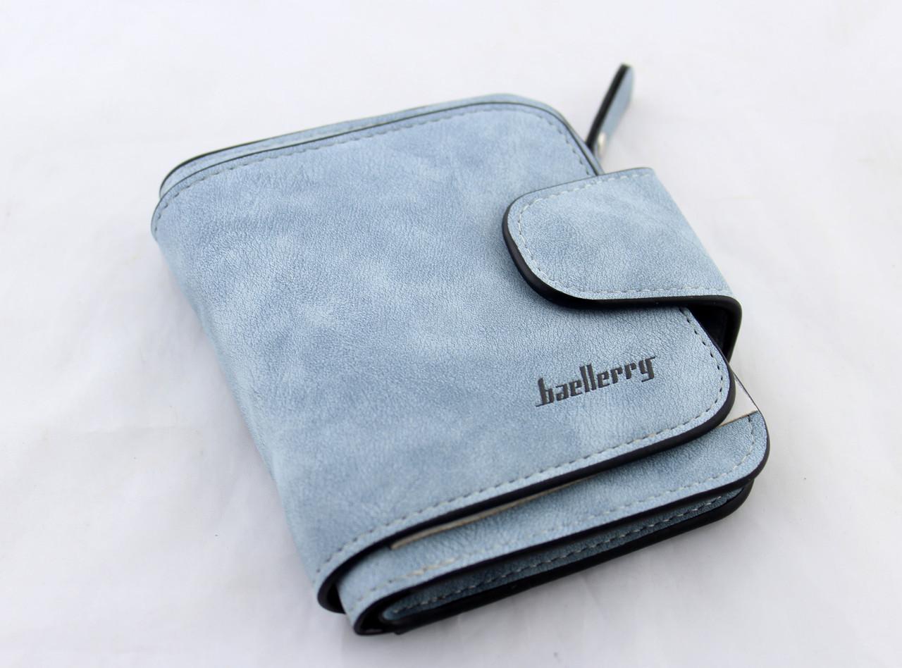 Кошелек Baellerry N2346 blue \ Jeans (500)