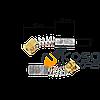 Щетки для электроинструмента 6*9*13 Makita 00-407