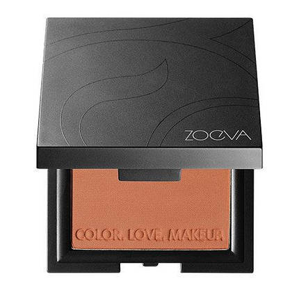 ZOEVA Luxe Color Blush Burning Up  8g , фото 2