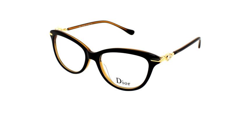 Очковая оправа тренды 2019 Dior