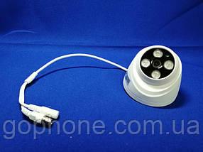 AHD камера видео наблюдения 3MP+IP66+Ночная съемка