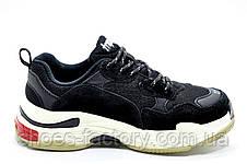 Женские кроссовки в стиле Balenciaga triple s, Black\White, фото 3