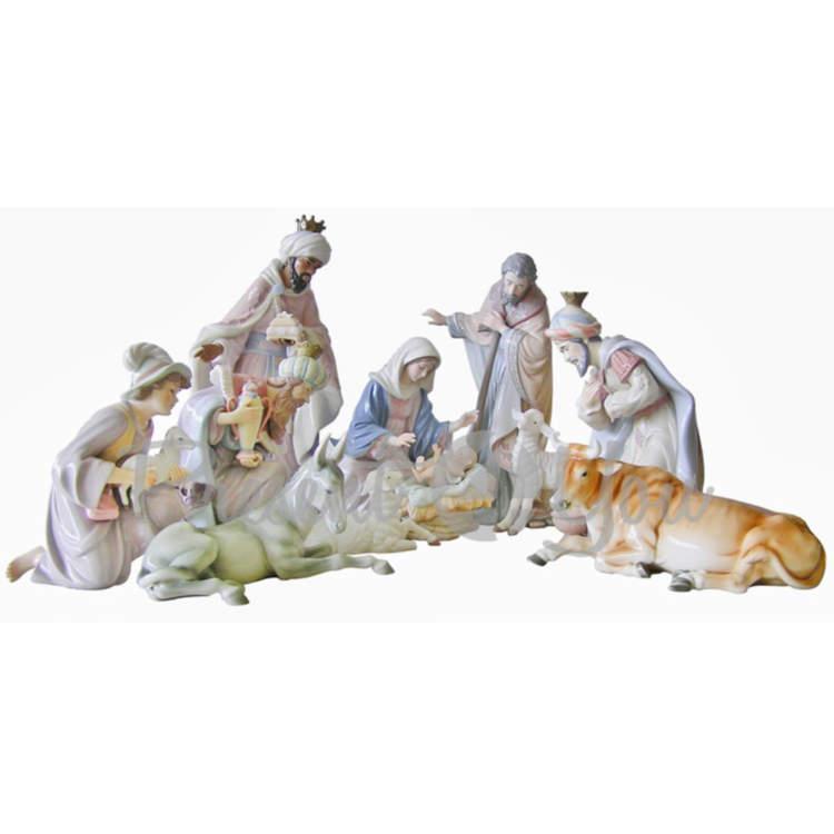 Фигурка «Рождественская шопка», 11 частей (350-3020)
