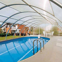 Освещение для бассейна: современные технологии для Вашего комфорта!