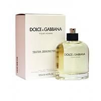 Dolce Gabbana pour Homme EDT 125 ml TESTER