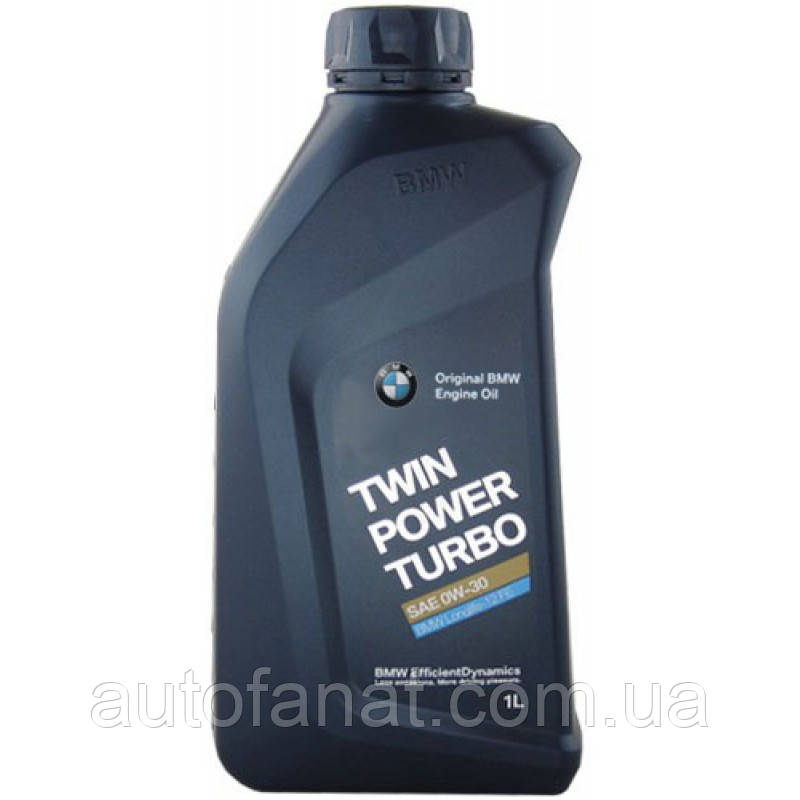 Моторное масло BMW TwinPower Turbo Longlife-12 FE 0W-30 1л (83212365935)