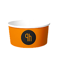 Креманка для мороженного с Вашим логотипом