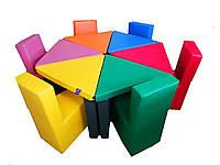 Комплект игровой мебели Цветочек