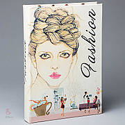 Книга-шкатулка Veronese Fashion (057UE)