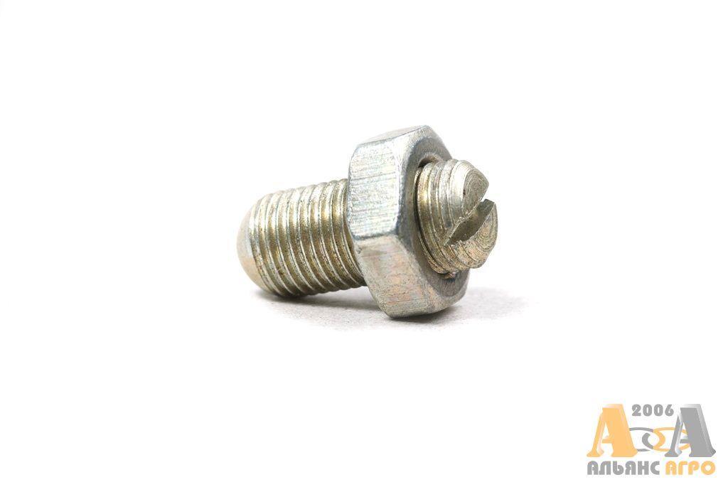 Гвинт регулювальний до групи зчеплення МТЗ 50-1601098 (JFD)