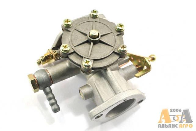 Карбюратор пускового двигуна МТЗ ЮМЗ ПД-10 387.521.001 (11.110.7010), фото 2