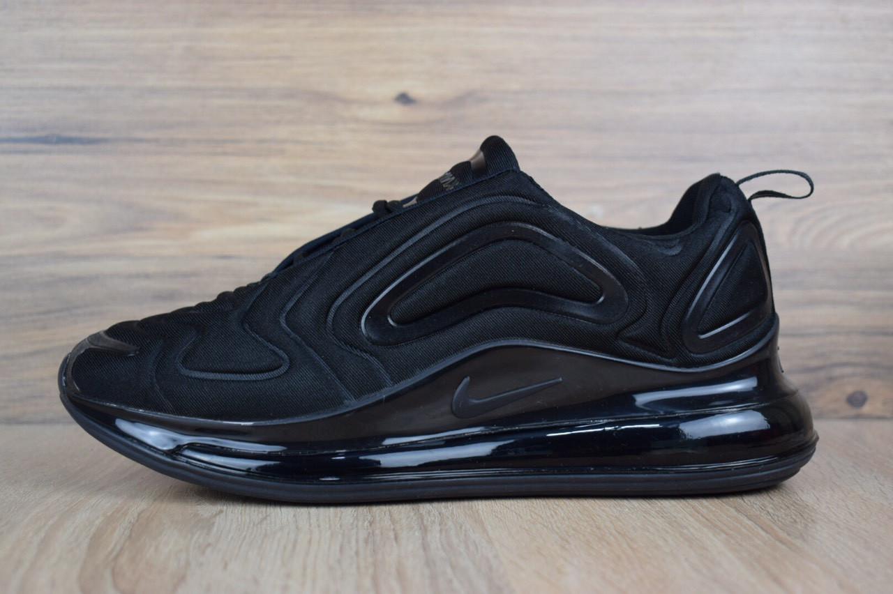77fc43cd Мужские кроссовки Nike Air Max 720, черные. Код товара: ОД - 1574 ...