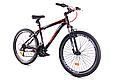 """Горный велосипед CROSSRIDE SKYLINE 26"""" Черный/Красный, фото 2"""