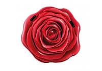 Надувний матрац Modarina Червона Троянда 137 см Червоний NW3033, фото 1