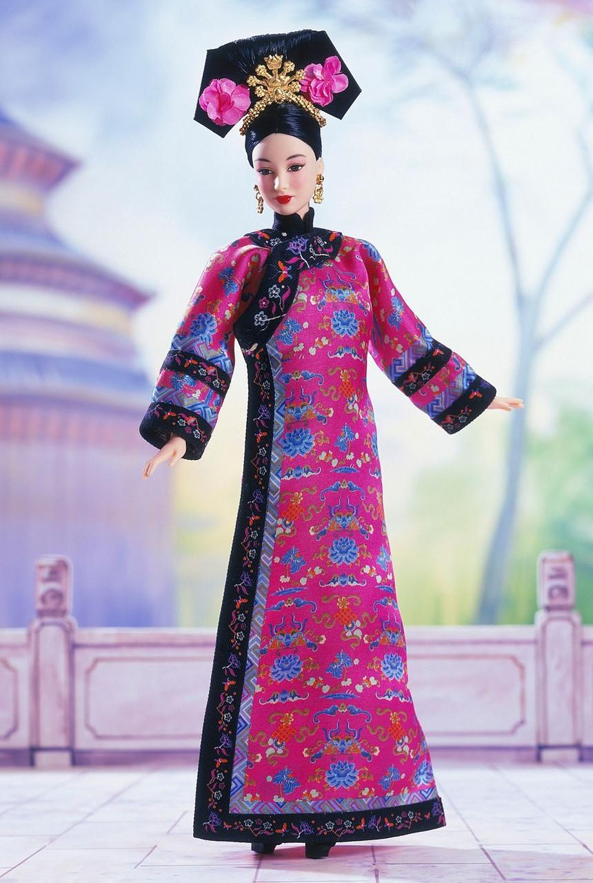 Колекційна лялька Барбі Принцеса Китаю