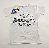 Детская футболка 3 и 4 года футболки детские Турция без рукавов летняя для мальчика