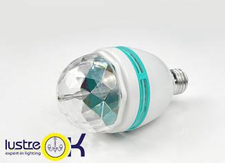 Диско-лампа вращающаяся Led LM 337 RGB