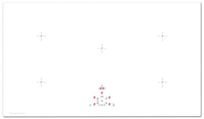 Индукционная варочная поверхность Kuppersbusch KI9520.0WR белая