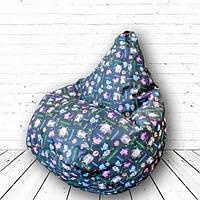 Кресло груша Принт Совы