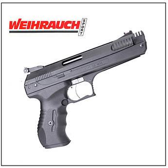 Пневматический пистолет Weihrauch HW 40 PCA