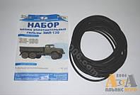 Набор колец уплотнительных гильзы Зил-130 (Укр)