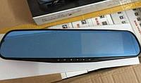 """Зеркало-видеорегистратор+камера заднего вида экран 4.3"""" дюйма відеореєстратор FULL HD регистратор регістратор"""