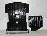 Защита картера двигателя, кпп BMW 5 (E60) 2003-, фото 3