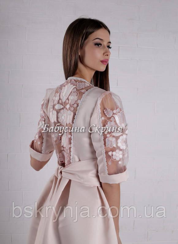 Вишита сукня МВ-19с