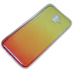 Силиконовый чехол для Samsung J610/J6+ Gradient Incore