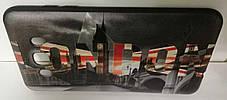 Чехол силиконовый для Samsung (J510) 3D London Black, фото 3