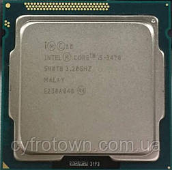 Процесор Intel Core i5 3470 4x3.2-3.6 GHz s1155 4 ядра