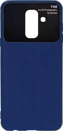 Силиконовый чехол для Samsung A605 Acrylic TPU, фото 2