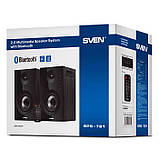 Колонки 2.0 SVEN SPS-721 Bluetooth, SD, USB, фото 7