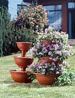 Каскад для квітів великий, (Теракот), фото 2