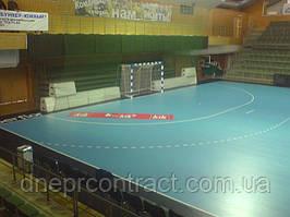 Cпортивные залы