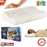Подушка для здорового сна Memory Pillow