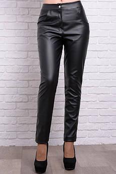 Черные кожаные брюки Мексика