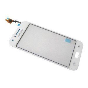 Тачскрин сенсор Samsung J100H Galaxy J1 белый (HQ)