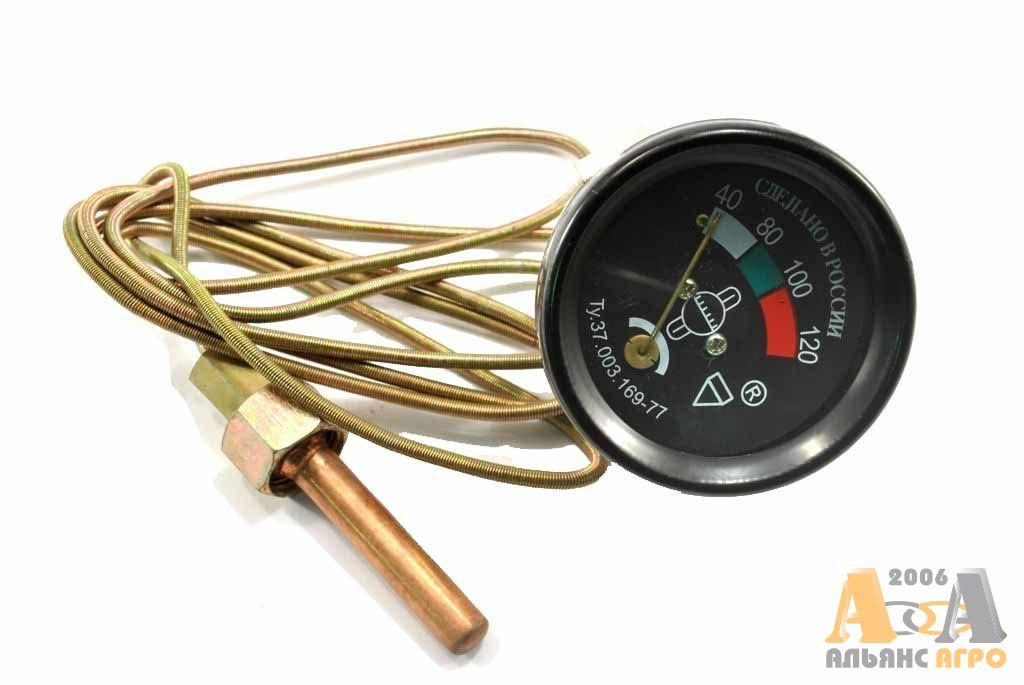 Показатель температуры воды, механический УТ-200 Д