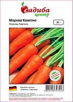 Среднеранний  высокоурожайный сорт моркови для длительного хранения Кампино, Satimex 20 грамм (Садыба Центр)