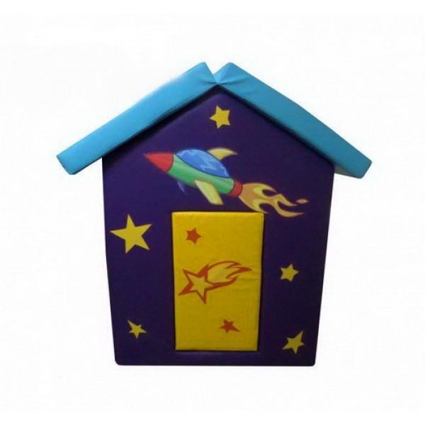 Мягкий детский домик Космос