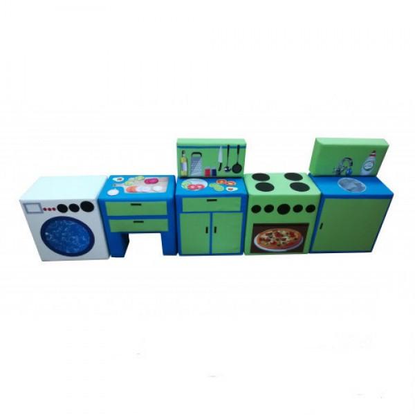 Игровой набор кухня Поварешка