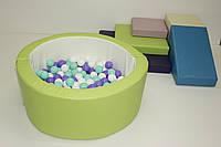 Игровой набор с горкой и бассейном, фото 1