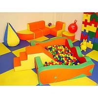 Дитяча ігрова кімната до 25 кв. м