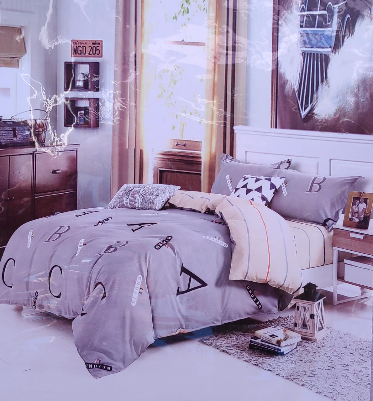 Комплект постельного белья евро 200х230