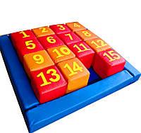 Набор кубиков Пятнашки, фото 1