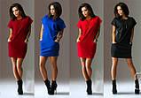 Платье туника 85 см  42 44 46 48 50 Р, фото 3